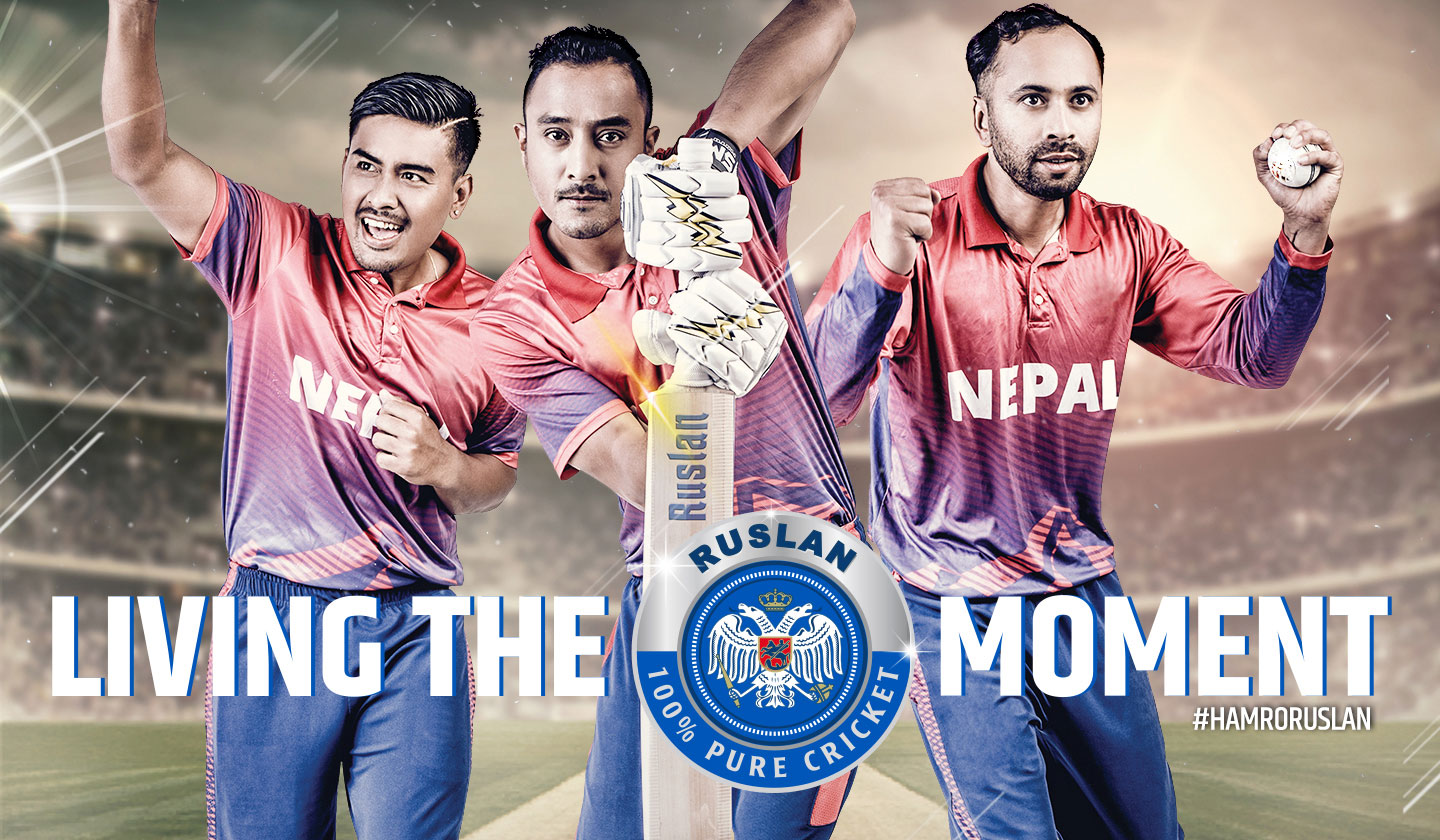 Living the moment - Ruslan Cricket